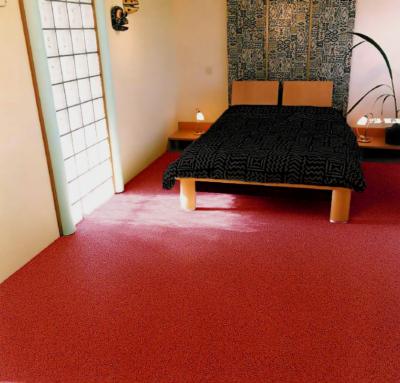 Rode vloer